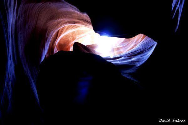 Cómo visitar Antelope Canyon.