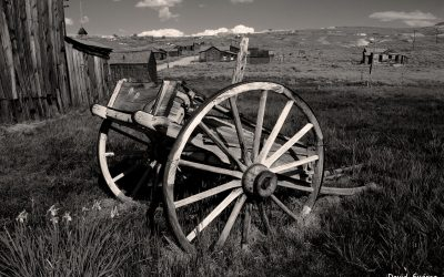 Visitar Mono Lake y Bodie Ghost Town