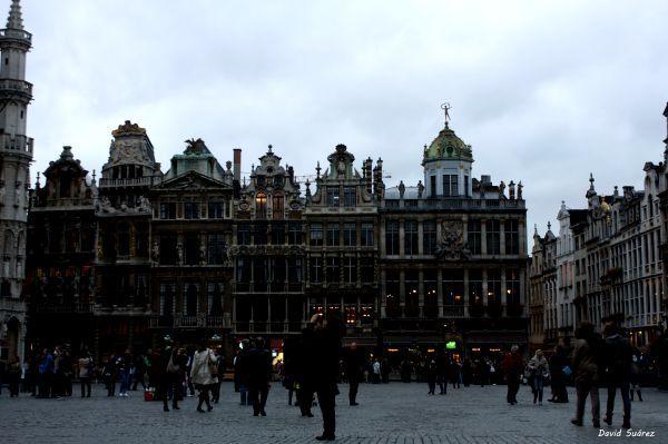 Bruselas en dos días