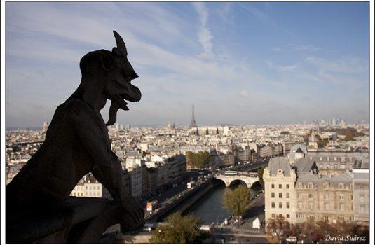 París primer día