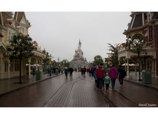 Un día en Disneyland París