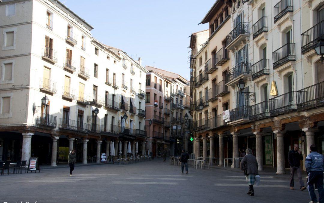 Un día en Teruel