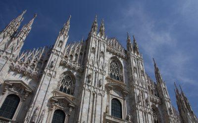 Unas horas en Milán
