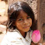 Los niños de Angkor