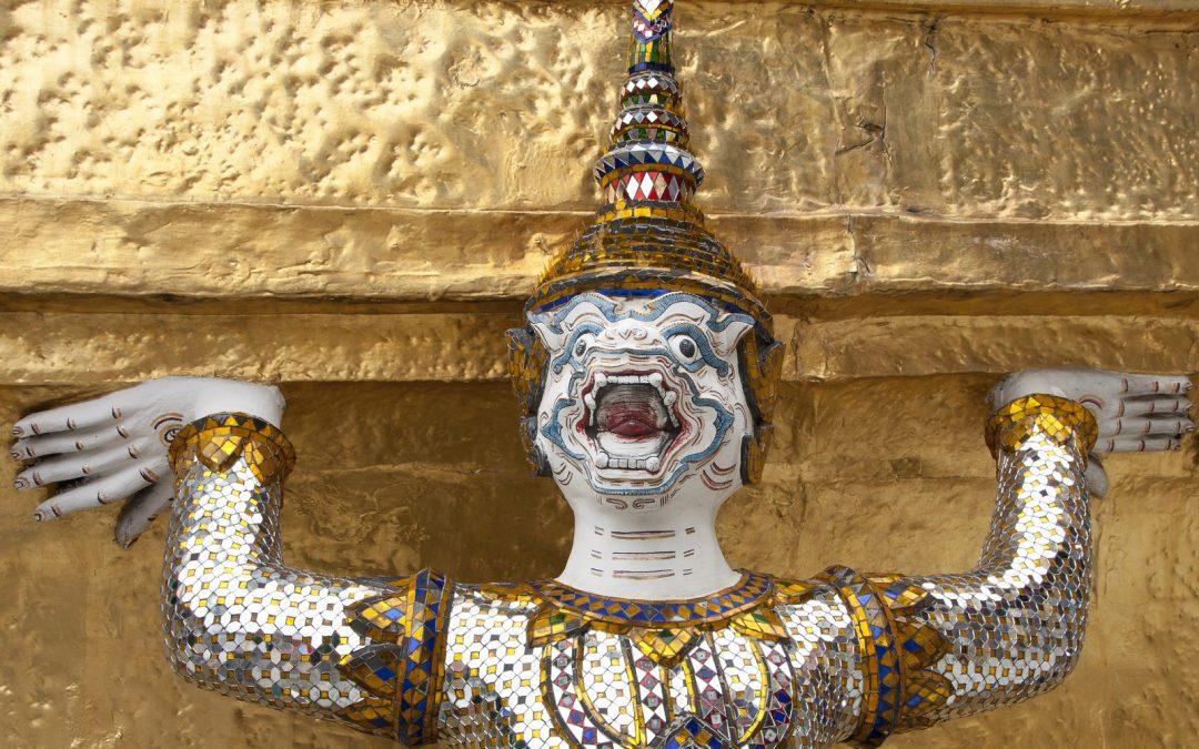 Bangkok: segundo día