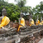 Ayutthaya y últimos paseos por Bangkok