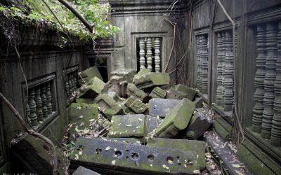 Beng Mealea: el templo perdido.