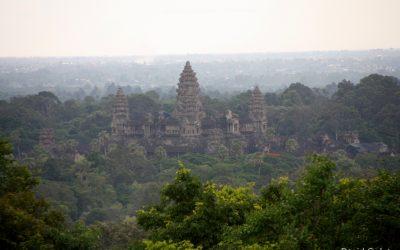 Angkor: recorrido largo