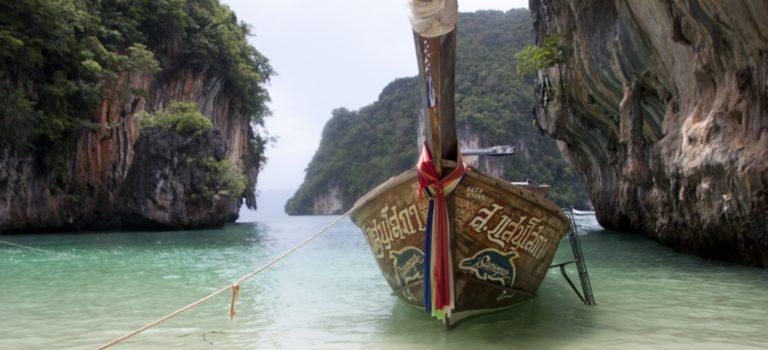 Un día en un paraíso llamado Hong Islands.