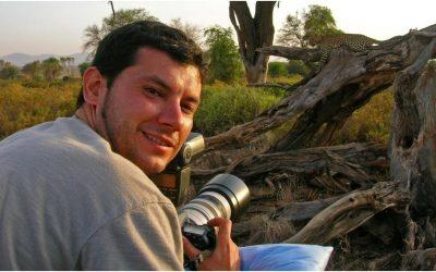 """Entrevista a Antonio Ruíz, de """"Naturaleza y viajes"""""""
