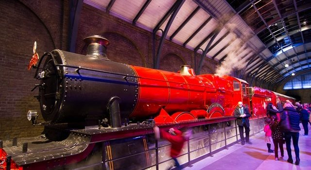 Harry Potter Warner Studios en Londres