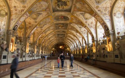 Múnich III: de la Residenz a la Torre de San Pedro
