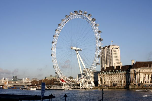 Visitar Londres con niños.