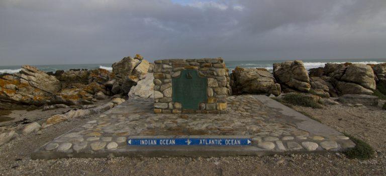 Sudáfrica: Cape Agulhas