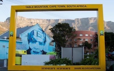 Sudáfrica: Ciudad del Cabo I