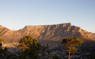Sudáfrica: segundo día en Ciudad del Cabo; de Table Mountain a Signal Hill