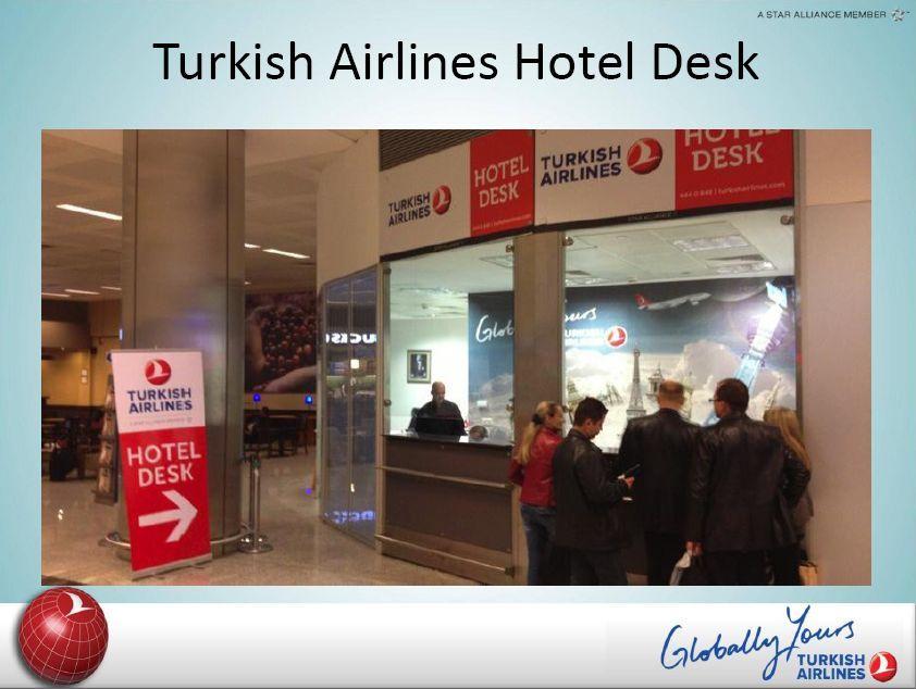 Istanbul Hotel Desk 2