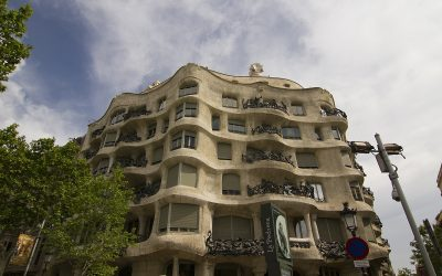 """Visitar """"La Pedrera"""" en Barcelona"""