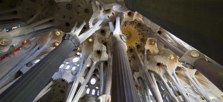 Visitar la Sagrada Familia