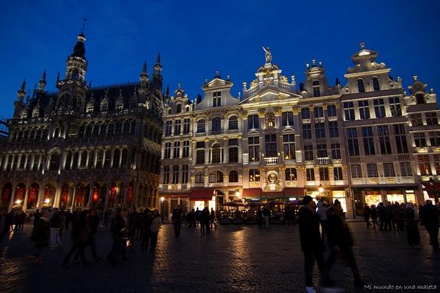 Un día en Bruselas