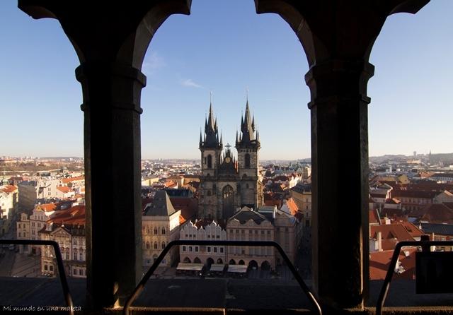 Praga I: de Stare Mesto al Castillo de Praga.