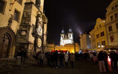 Praga: introducción y llegada.