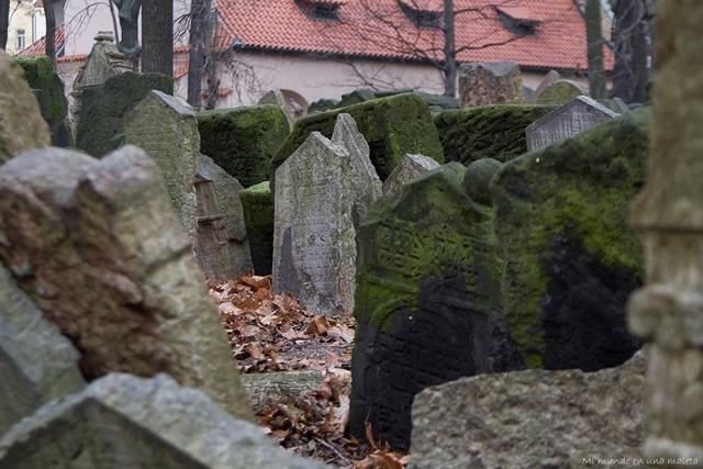 Praga II: visita al Barrio Judío