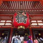 Tokyo: Asakusa, Sensoji, Kappabashi Dori, Odaiba y Shibuya.