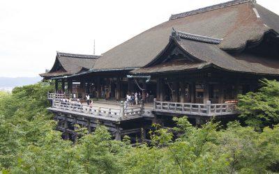 Kioto V: Kiyomizudera, Higashiyama, Gion y Fushimi Inari