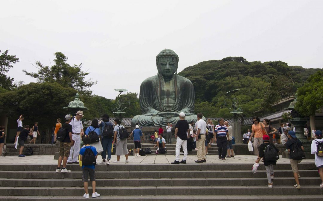 Qué ver en Kamakura y Yokohama en un día.