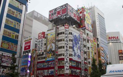 Tokio: Akihabara para no frikis.