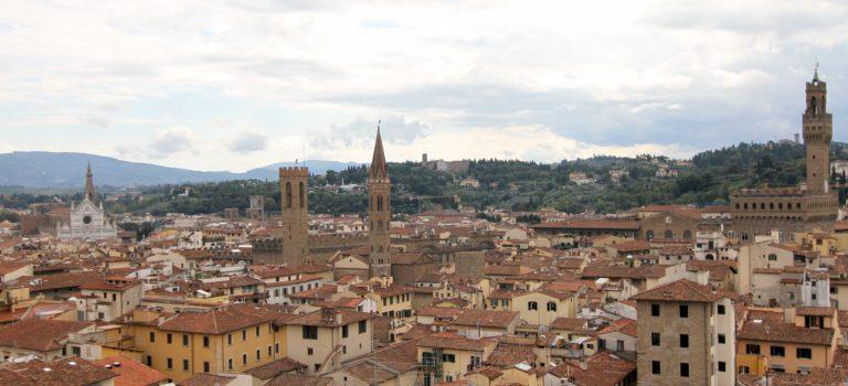 Visitar Florencia en 3 días: información básica, itinerarios y presupuesto general.