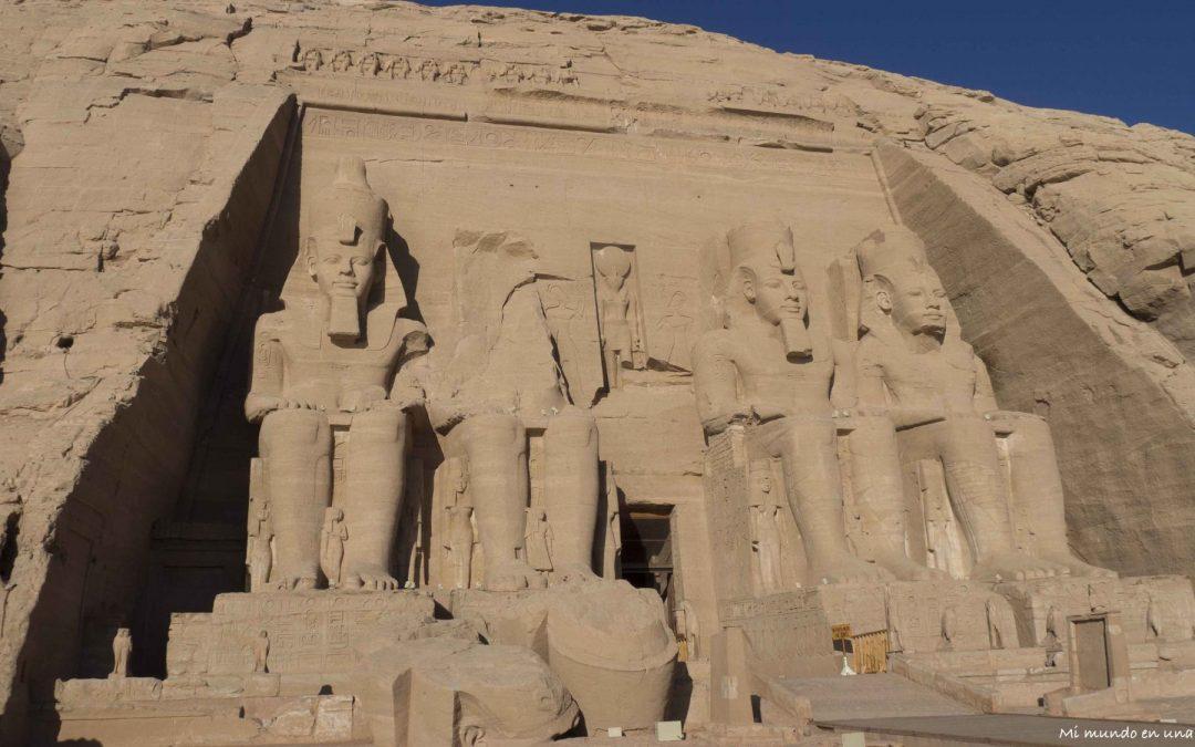 Viajar a Egipto en 7 días: información, ruta y presupuesto general.