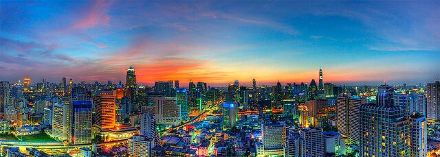 Lugares de Tailandia que no debes perderte.
