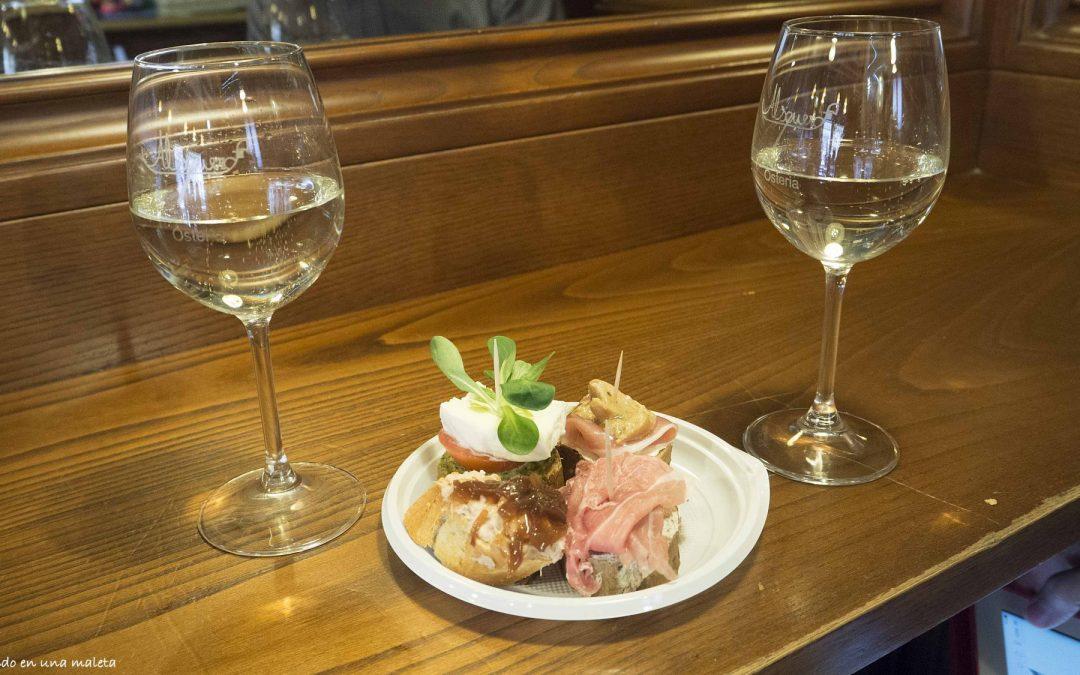 Comer y beber en Venecia.