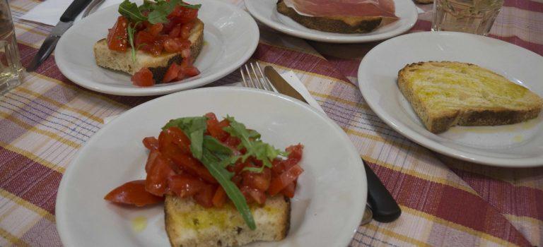 Comer y beber en Roma