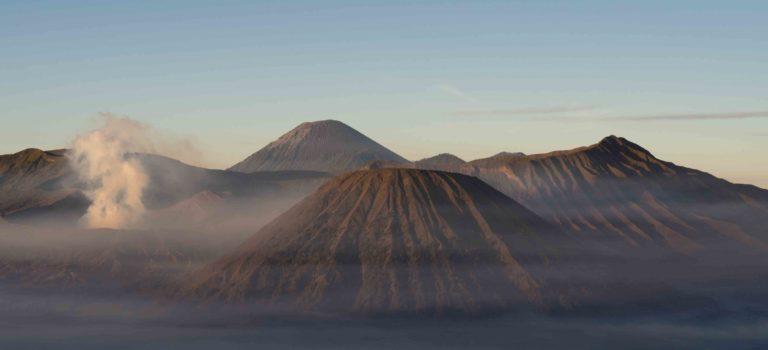 Visitar el volcán Bromo por libre.