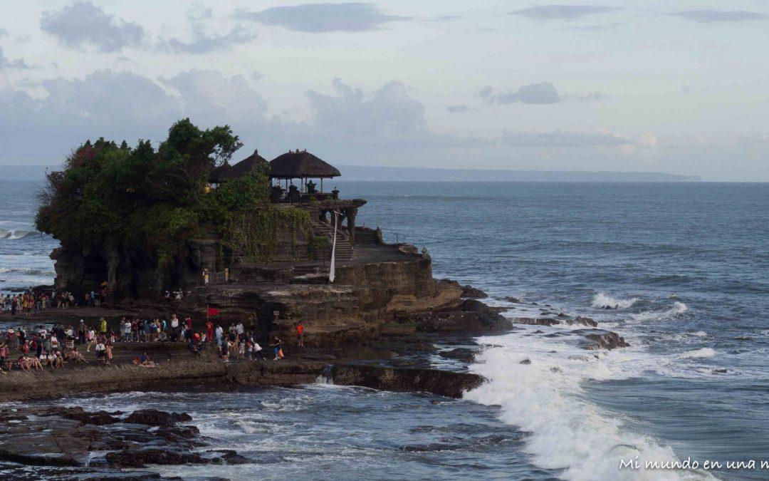 Qué ver en Bali: Gunung Kawi, Nungnung, Pura Taman Ayun, Jatiluwig y Tanah Lot.