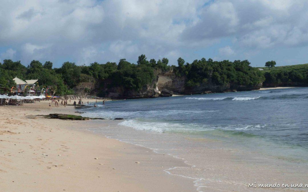 Qué ver en Bali: Jimbaran y Uluwatu.