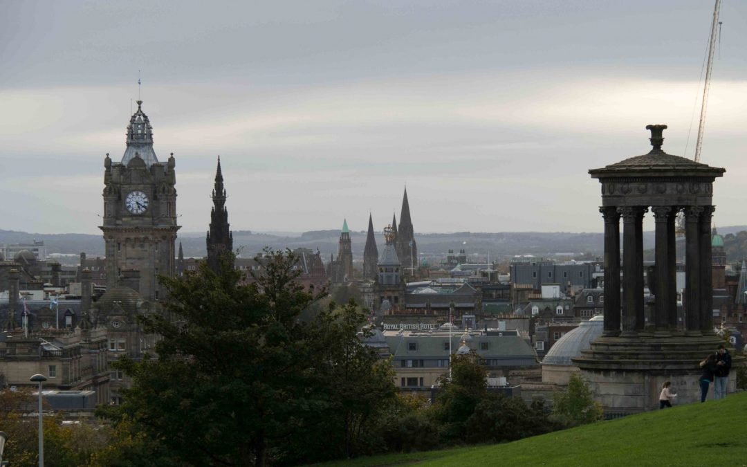 Edimburgo: Castillo y ruta por la Old Town (Mary Kings Close y tour de fantasmas).