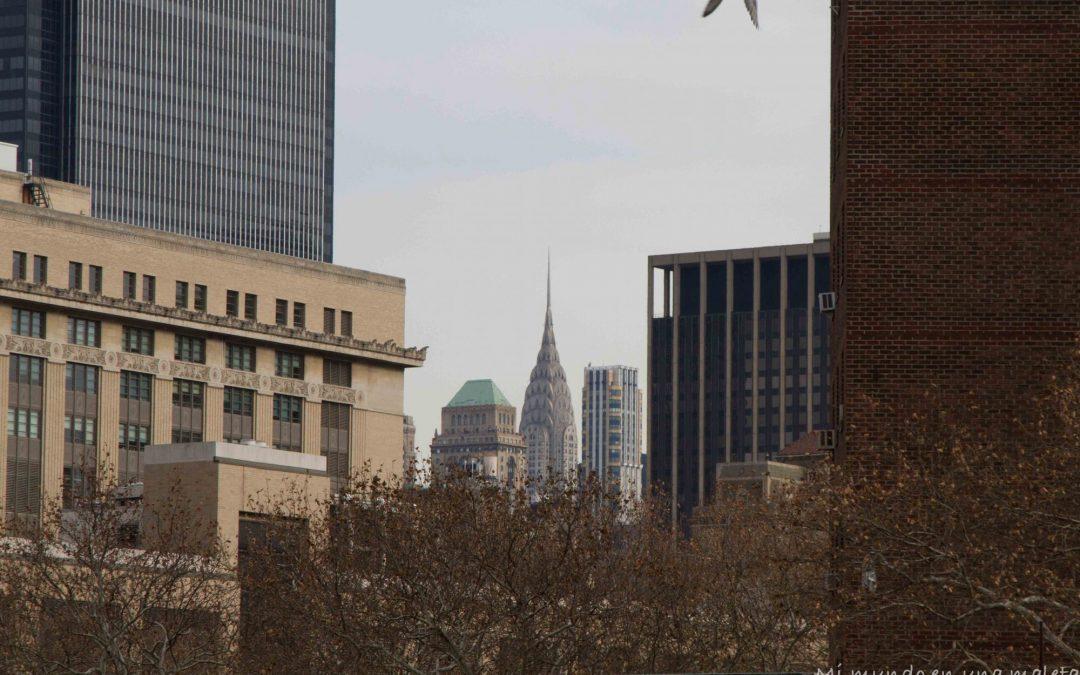 Nueva York en diciembre: High Line Park, Gugghenheim y cena en Corner Bistro.