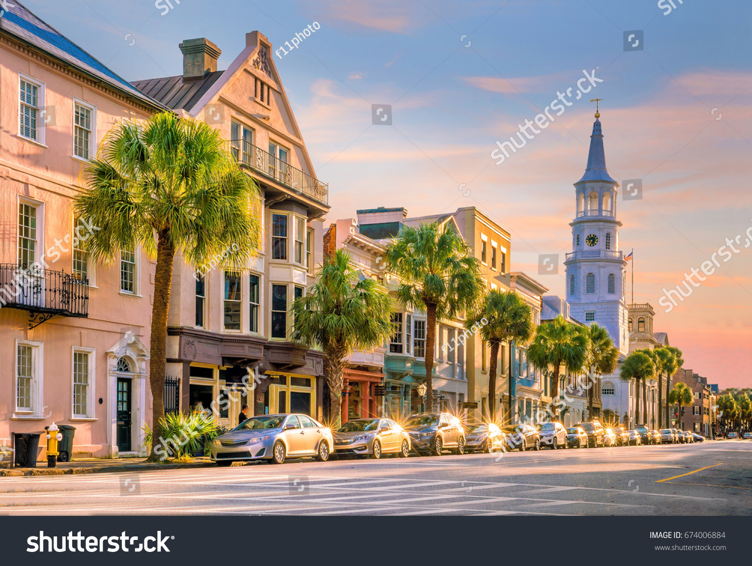 stock-photo-historical-downtown-area-of-charleston-south-carolina-usa-674006884