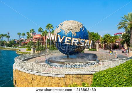 stock-photo-orlando-usa-august-the-famous-universal-globe-at-universal-studios-florida-theme-park-218893459