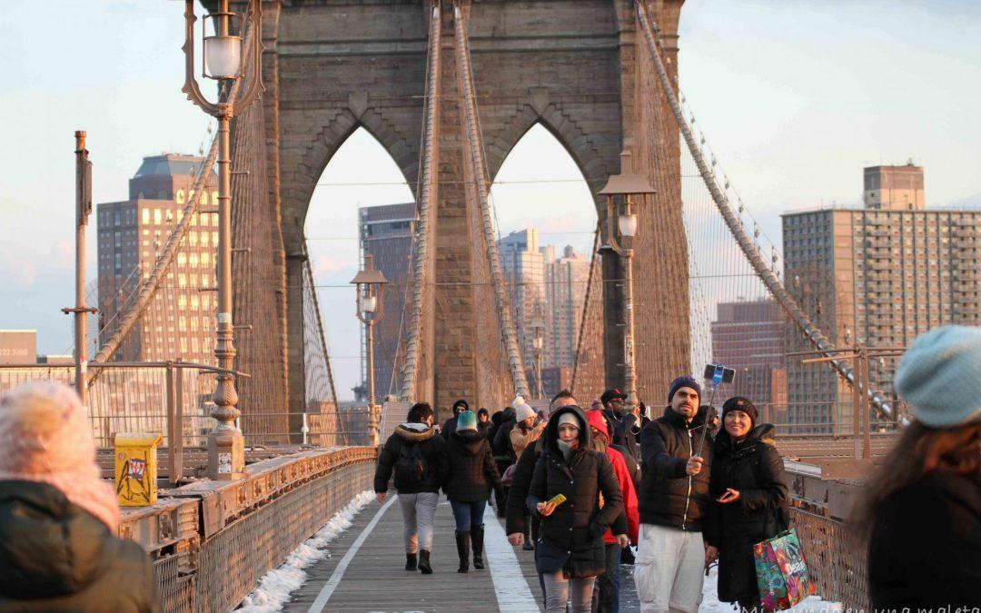 Nueva York en diciembre: de Tribeca al Village. Brooklyn Park y Dyker Heights.