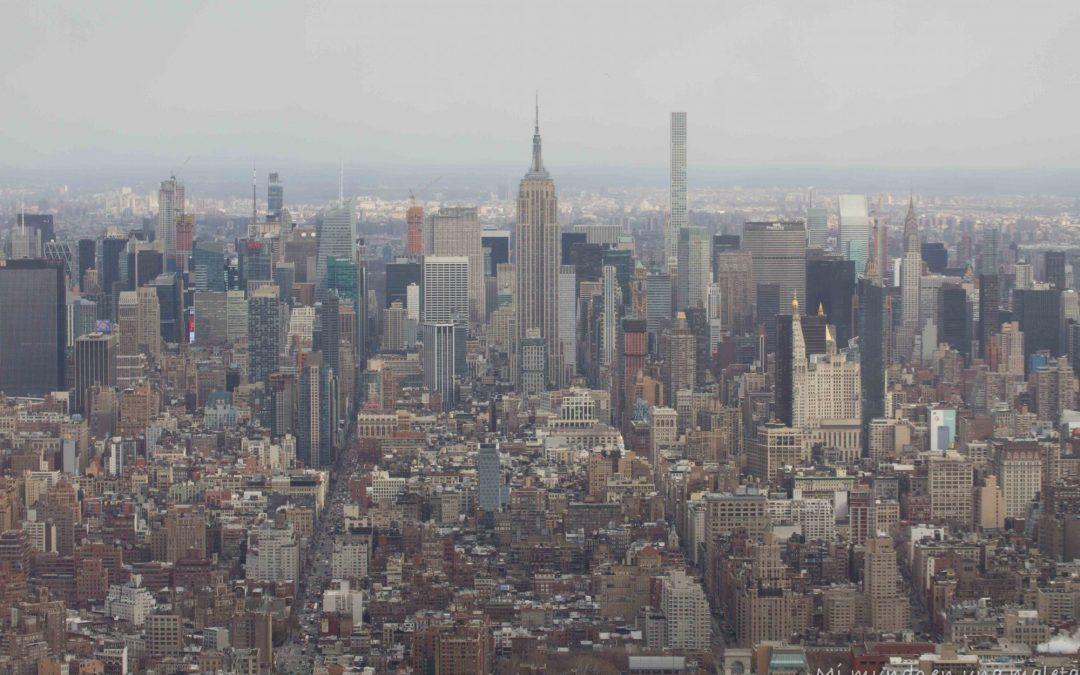 Nueva York en diciembre: One World Observatory, Flatiron, Midtown y musical en Broadway.
