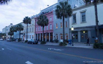Qué ver y hacer en Charleston (Carolina del Sur).