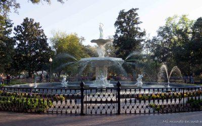 Qué ver y hacer en Savannah (Georgia).