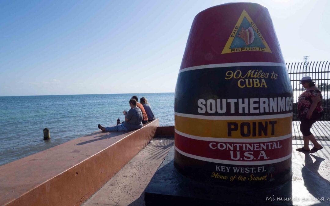 Recorrer los Cayos de Florida en un día.