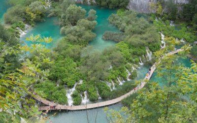 Croacia en una semana: Visitar los Lagos de Plitvice.