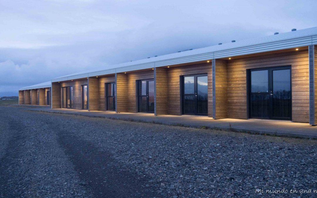 Hoteles en Islandia.